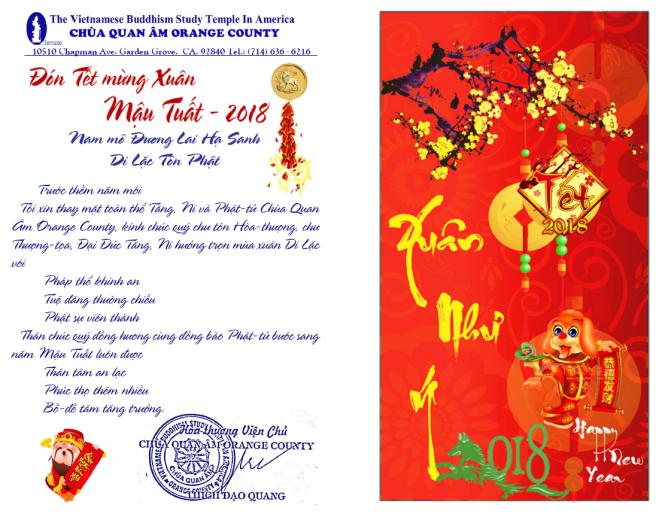 Thiep Xuan 2018