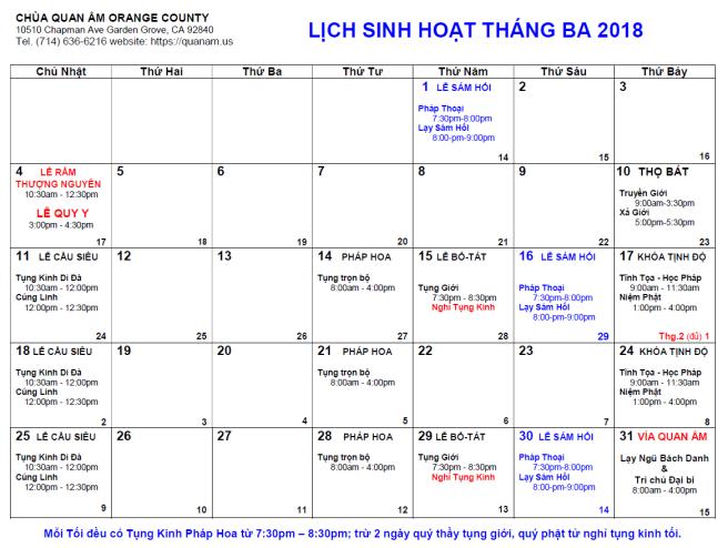 Lich Sinh Hoat 2018-03b