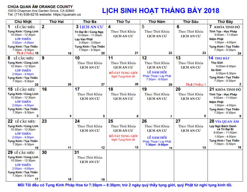 LichSinhHoatThangBay2018a
